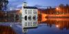 Vaajakosken vanha vesivoimalaitos. Kuvaaja: Teuvo Salmenjoki. Lisenssi: CC BY-SA 4.0