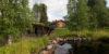 Särestöniemen erämaatila ja ateljee, maatilan sauna. Kuva: Hti-358, CC BY-SA 4.0. Kuvaaja: Hti-358. Lisenssi: CC BY-SA 4.0