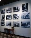 Presidenttien valokuvia Hallitusmuoto 100 -näyttelyssä Kansallisarkistossa. Kuvaaja: Ismo Malinen