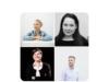 Riikka Paloniemi, Anni Granroth, Lotta Toivonen, Otto Tähkäpää. Kuvaaja: Kaj Widell, Miikka Pirinen / Sitra, Annukka Pakarinen